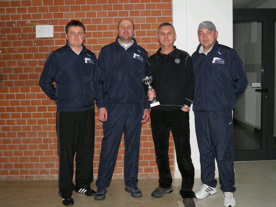 SK ALZAS – prvak županijske lige
