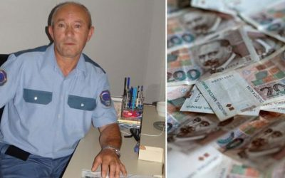 DRAGUTIN VRHAR IZ TURČIŠĆA PRONAŠAO TORBICU S NOVCEM I ODNIO NA POLICIJU